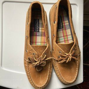 *Brand New* Sperry Leather Boat Shoes